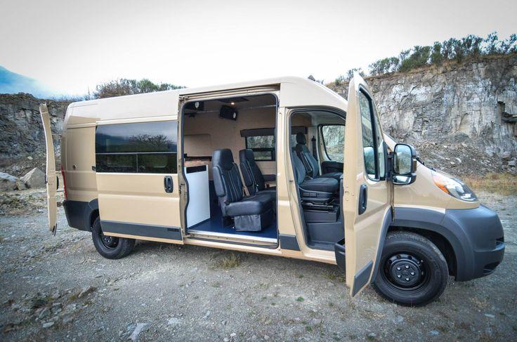 Ram Promaster Camper Conversion Autos Post