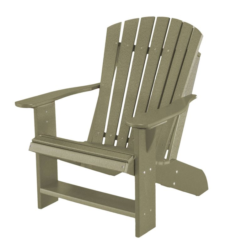 Little Cottage Company Heritage Adirondack Chair (LCC-114)