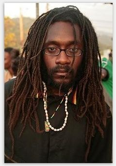 one of my fav reggae artists - Tarrus Riley - a feminist in his own right