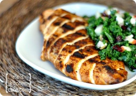 Santa Fe Spice Rub {for Grilled Chicken}