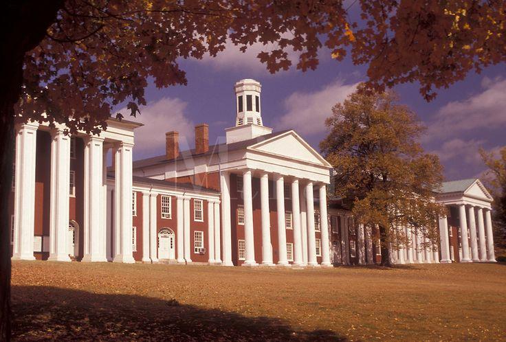 Aj3131 university college virginia lexington historic