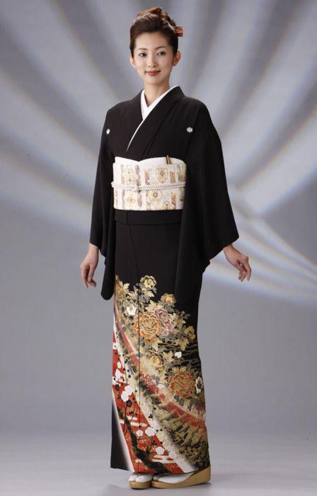 Formal Kuro Tomesode