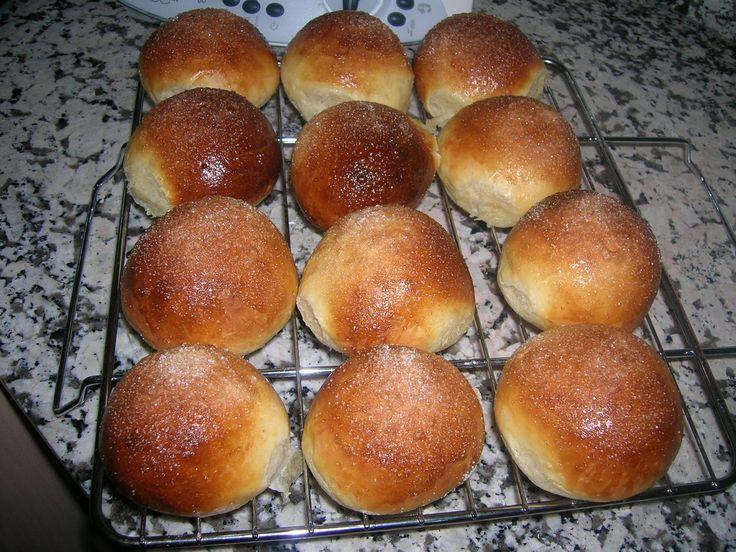 Corteza y miga: Bollos muy tiernos para desayunar