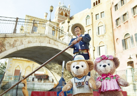 Duffy and Shellie May Set Sail