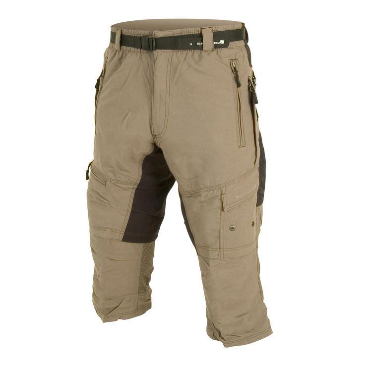 Endura Hummvee 3/4 Shorts - Green £47.49