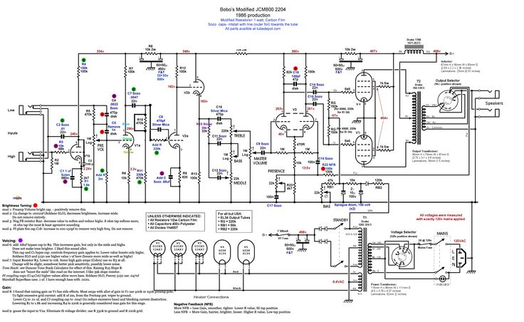 2204Mod  MrBobo    Electrical    diagram     Switched mode power supply     Diagram