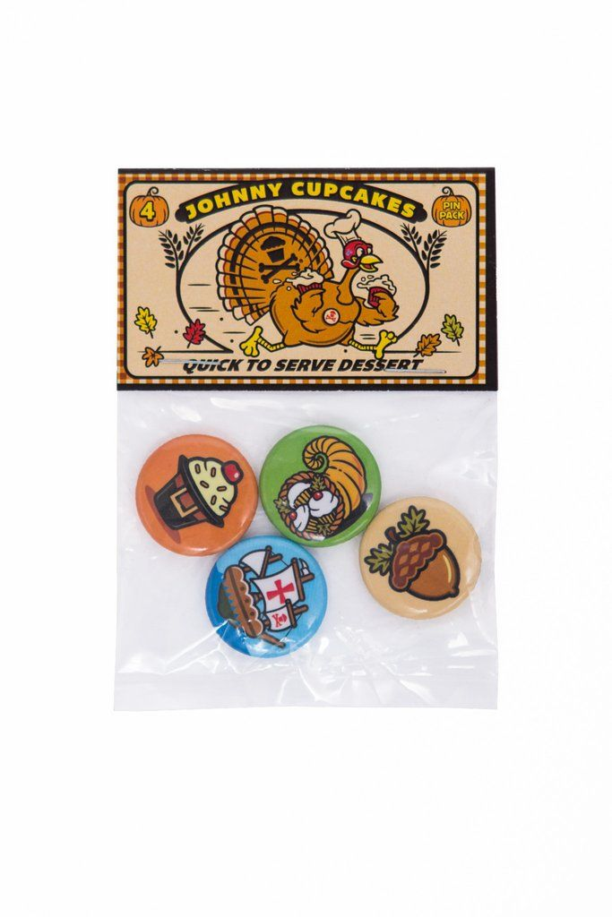 Turkey Feast Pin Pack