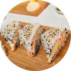 Сэндвичи в японском стиле