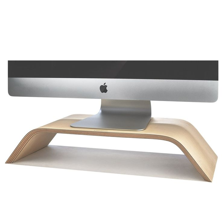 Grovemade Maple Monitor Stand
