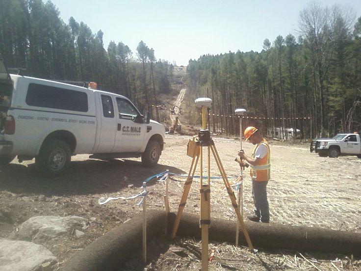 C.T. Male offers professional land surveying services including hazardous waste site surveys, industrial surveys, deformation surveys & more.