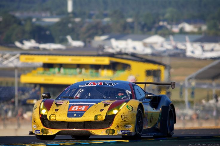 A vitória na LMGTE-AM, a categoria menos badalada das 24 Horas de Le Mans, teve ex-piloto de Fórmula 1: Will Stevens, Dries Vanthoor e Rob Smith ganharam com alguma sobra a bordo da Ferrari da JMW Motorsport