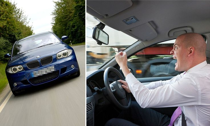 It's not your imagination: BMW drivers are the biggest jerks
