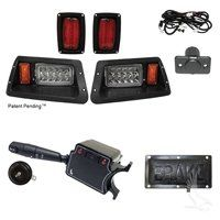 Golf Carts Ideas   DELUXE Street Package LED Light Kit for Yamaha Golf Cart G14  G22 -- Want to know more, click on the image. Note:It is Affiliate Link to Amazon.