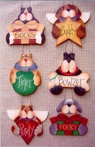 Purdy Pet Ornaments