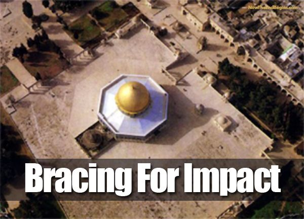 Senior Israeli Construction Minister Says It's Time To Rebuild The Temple - Now The End Begins