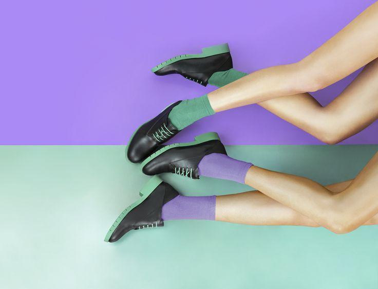Freakloset Unisex Shoes - Botwin Derby.