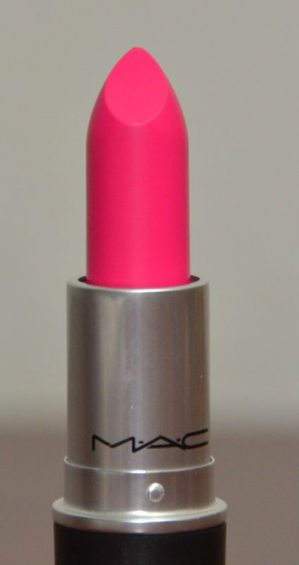 Matte neon pink. Love it! How about you?