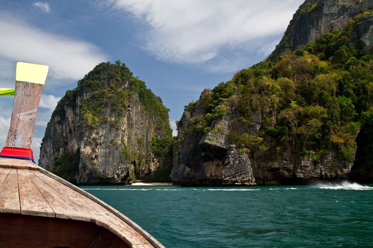 Thajsko - Ao Nang