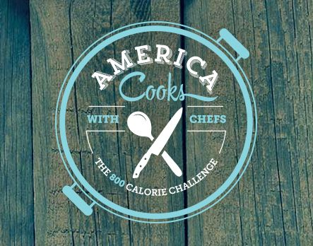 America Cooks with Chefs is an initiative that promotes healthy food choices through a competition between celebrity chefs and contestants sponsored by the Clinton Foundation.