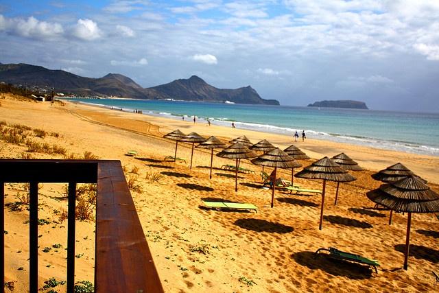 Porto Santo Island - Portugal