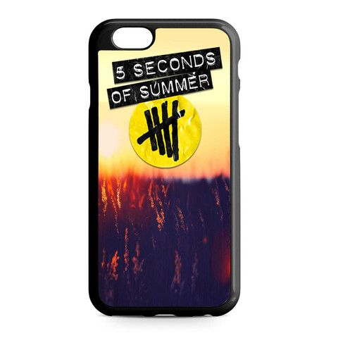 5 Second Of Summer Sunset iPhone Heavy Duty Case