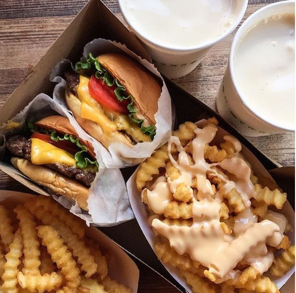 Shake Shack's Shack Burger | The Best Under-$10 Eats In NYC, According To Actual Chefs