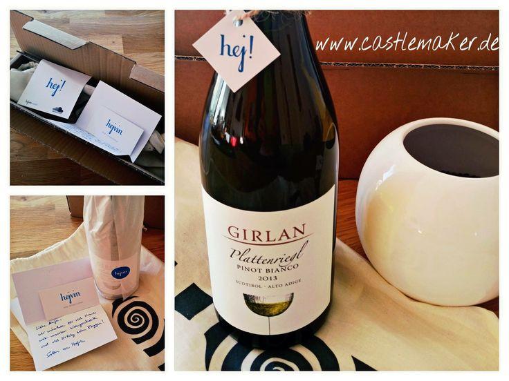 hejvin - Weinpräsente und mehr.... #mfbt15