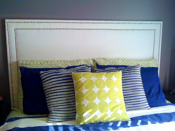 21 best Upholstered headboard DIY images on Pinterest