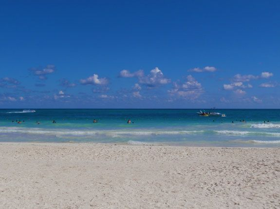 Our Weekend at the Catalonia Playa Maroma