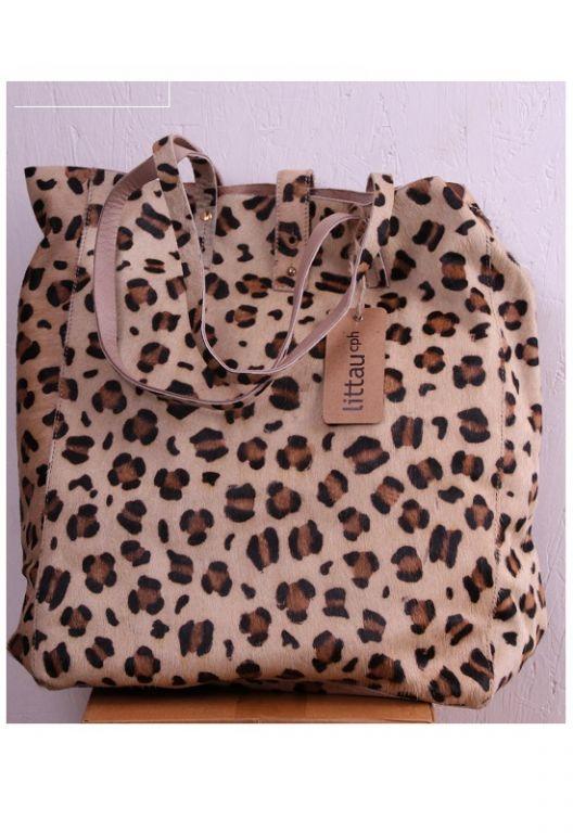 Amust Michella bag 7980 Leopard - Accessories - MaMilla