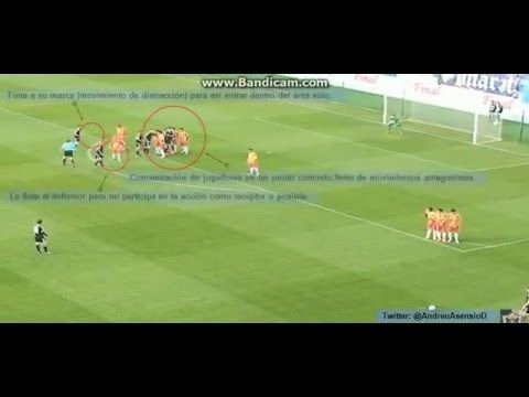 Falta lateral / Lateral fault (FK Qarabag)