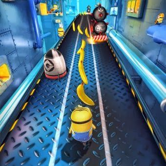 Gameloft releases Despicable Me: Minion Rush for BlackBerry 10 phones