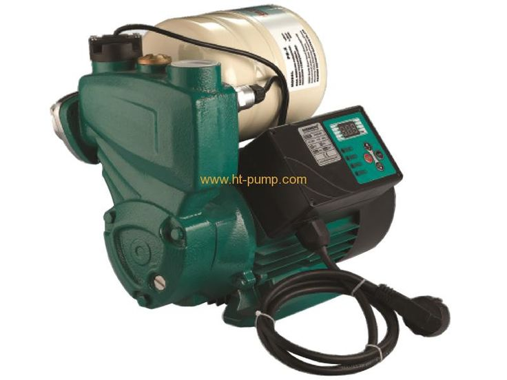 Automatic Boosting Pumps WZB  WZB automatic self-priming smart boosting pump sets, consist of self-priming peripheral pumps, quality pressure tanks, electronic control unit and other accessories. Application:  General pressure boosting for household or irrigation and farming, some industrial application which need stable pressure within limited range.