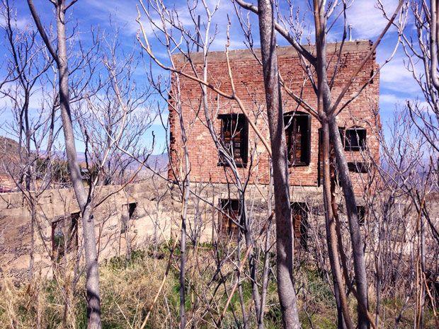 véritables maisons hantées