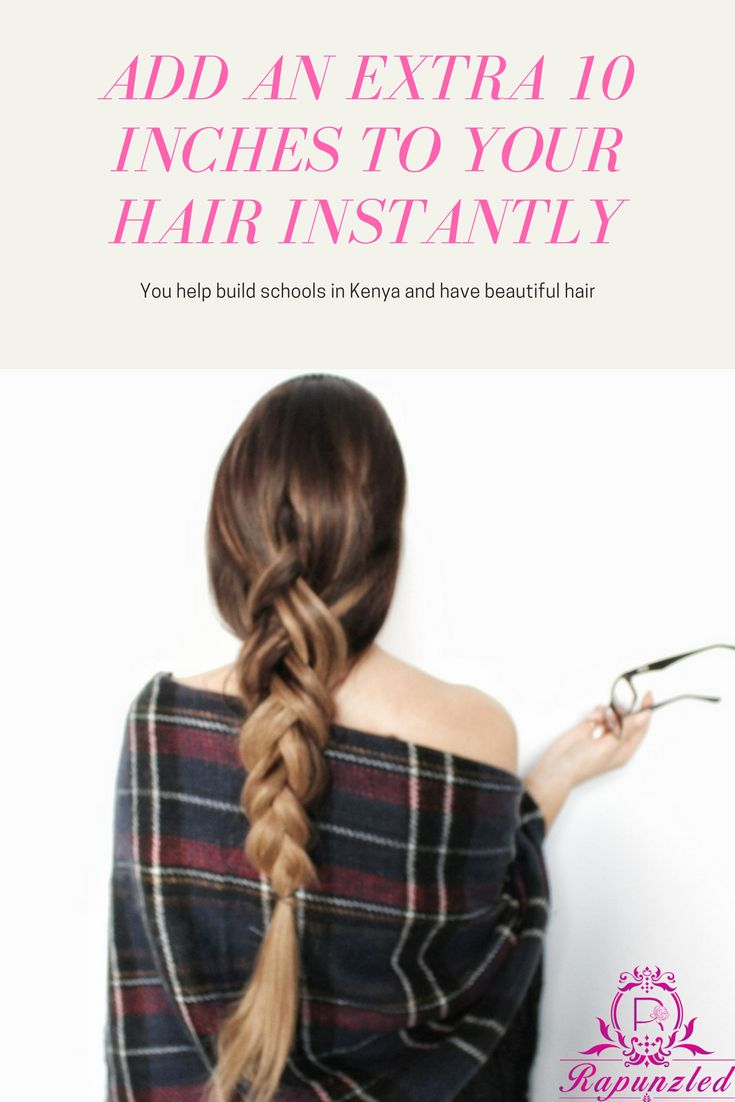 Rapunzled gives your that Fairy Tale hair. These are beautiful High-Quality Hair Extensions. Virgin Remy Clip-in Hair Extensions that care. A portion of every single bundle sold gets donated directly to building schools for orphans. Help us help them.