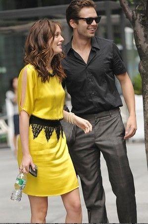 Leighton Meester & Sebastian Stan -2008/2010-