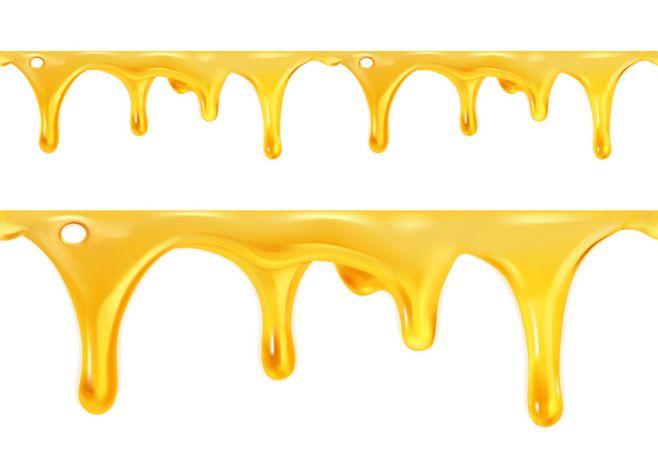 동적 디자인 벡터 자료 액체 꿀