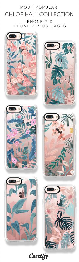 Most Popular Chloe Hall iPhone 7 Cases & iPhone 7 Plus Cases here > https://www.casetify.com/chloehall/collection