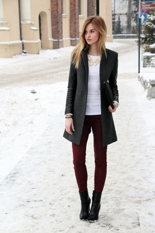 17 Best Images About Fall Winter On Pinterest Casual Street Style Boots And Fall Outfits