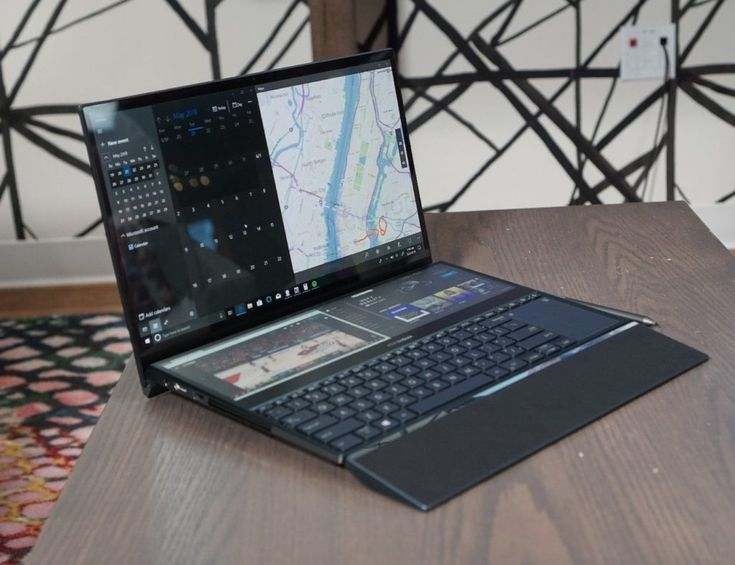 Asus Zenbook Pro Duo Expanded Screen Laptop Gives You A Screen Above The Keyboard Asus Laptop Offer Best Laptops