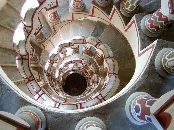 Bory-vár, lépcső szoba