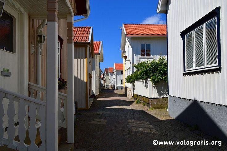 Gamlestan - Lysekil #Sweden