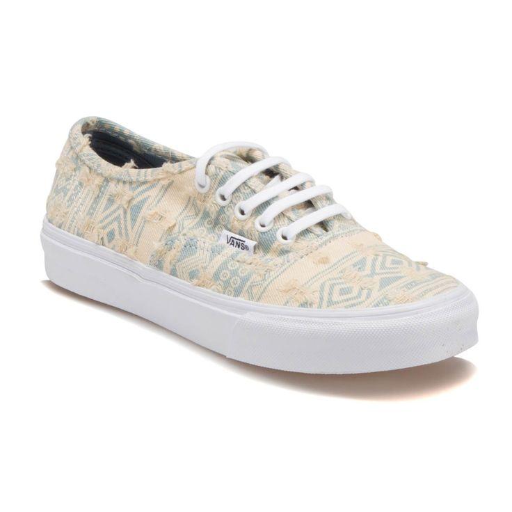 Vans VXG6IE4-AUTHENTIC SLIM Beyaz Kadın Sneaker