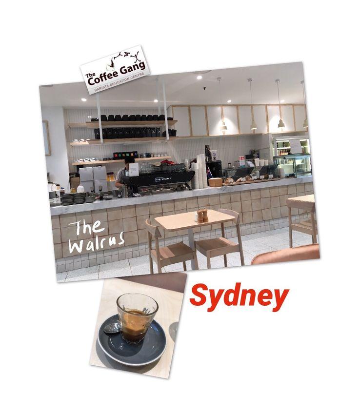The Walrus - Sydney - coffee - Toby's 8/10 #thecoffeegang #cafe #coffeelover #barista #coffeeworld #trubarista #ineedmycoffee #cafesinsydney #cafes #cafelife #tobysestate #thewalrus