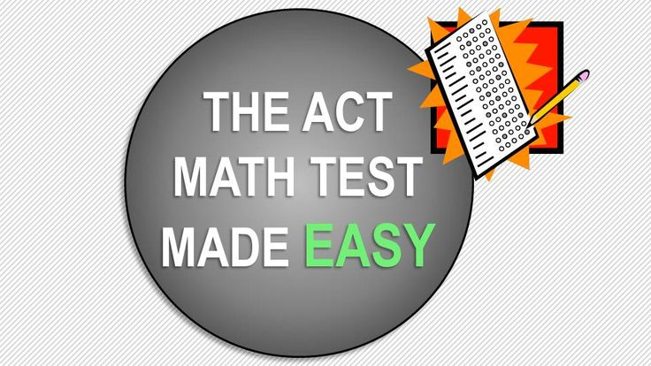 Fast ACT Math Prep: 60 video practice problems with a one minute problem timer and immediate solutions by a math teacher!!