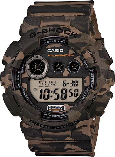 GD120CM-5 - Classic - Mens Watches   Casio - G-Shock