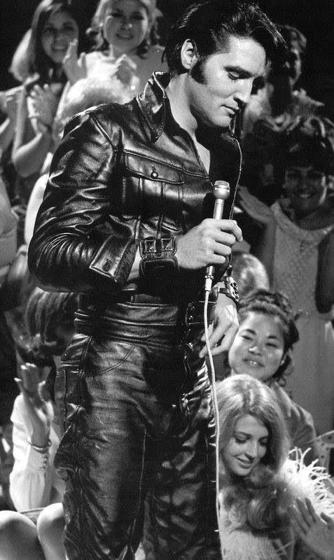 {*Elvis 1969 A Hunk A Hunk ov burning Luv *}
