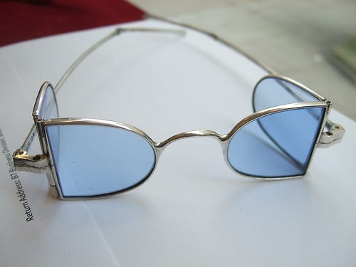 dating antique spectacles for sale