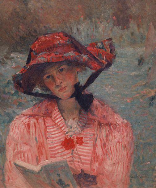Pinturas de Eliseu Visconti!