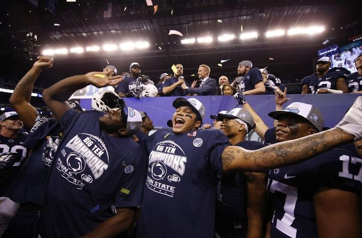 Penn State's Big Ten Championship Win Puts Pressure on College Football Playoff Committee